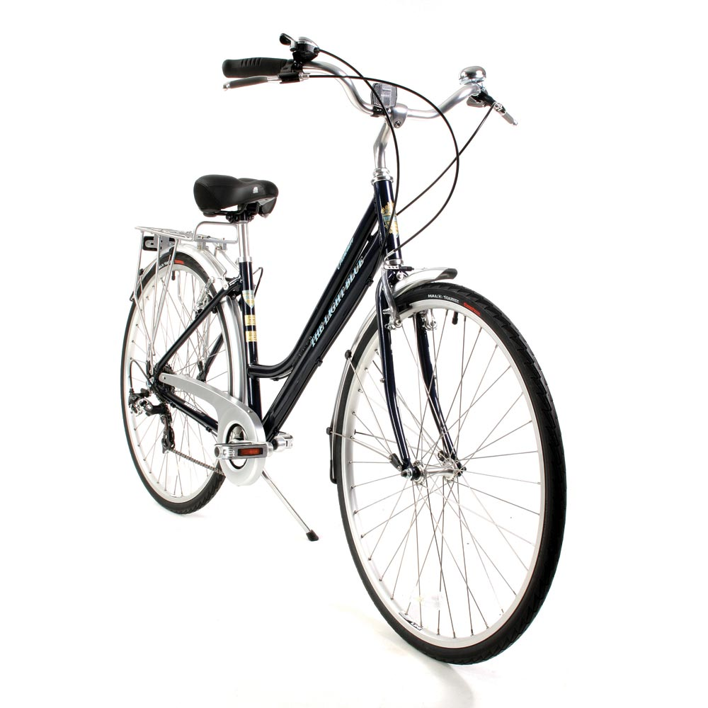 The Light Blue Ladies Chesterton bike