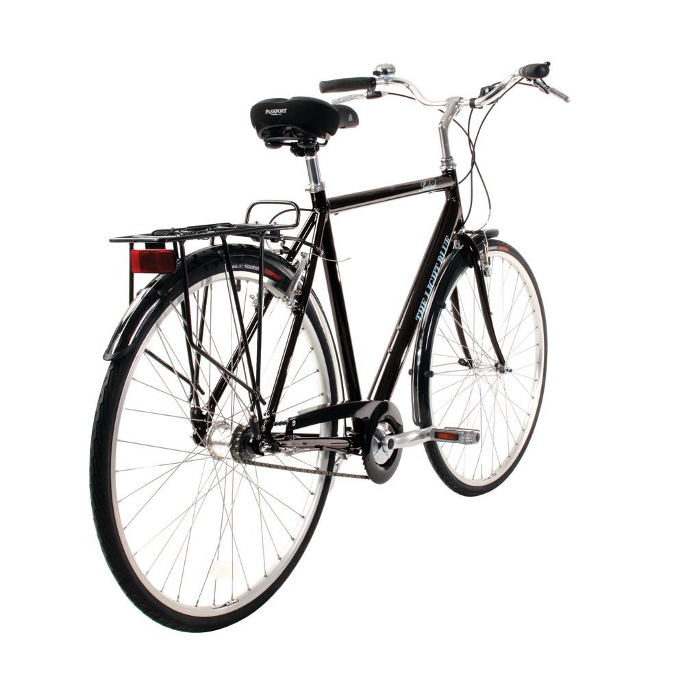 The Light Blue Gents Parkside 3 Speed bike