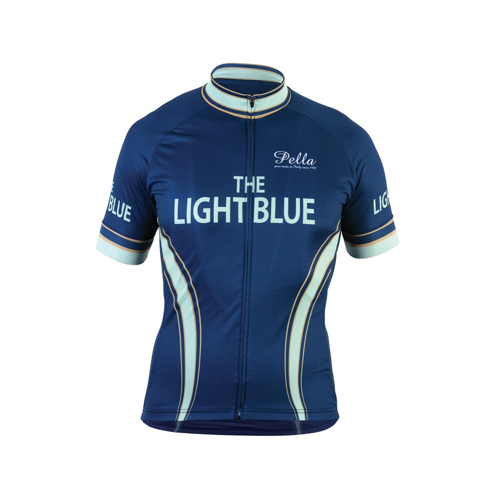 The Light Blue Nuovo Short Sleeve Jersey