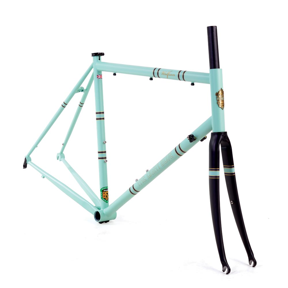 Light Blue Sport Wolfson Frameset